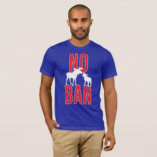 Kein Elch-Lamm-Verbot T-Shirt