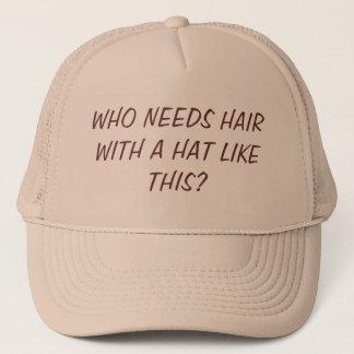 Kein Haar/Nizza Hut Truckerkappe