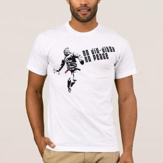 KEIN JIU-JITSU, KEIN FRIEDEN! (doppelseitig) T-Shirt