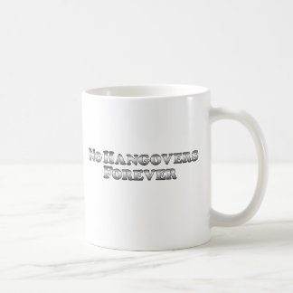 Kein Kater-Fieber - grundlegend Kaffeetasse