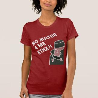 Kein Kultur T-Shirt