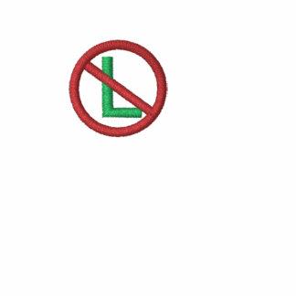 Kein L (Weihnachten) gestickt Polo Hemd