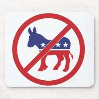 Kein Politik-Demokrat-Esel Mauspads