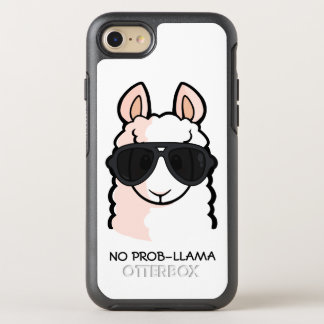 Kein Prob-Lama OtterBox Symmetry iPhone 8/7 Hülle