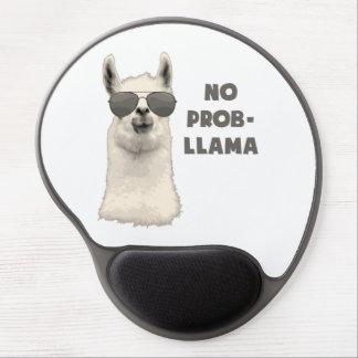 Kein Problem-Lama Gel Mousepad