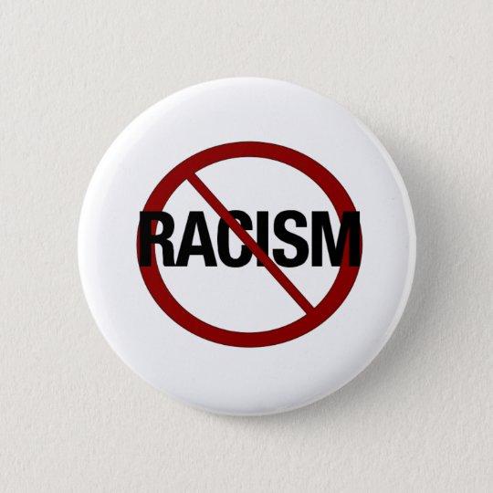 Kein Rassismus Runder Button 5,7 Cm