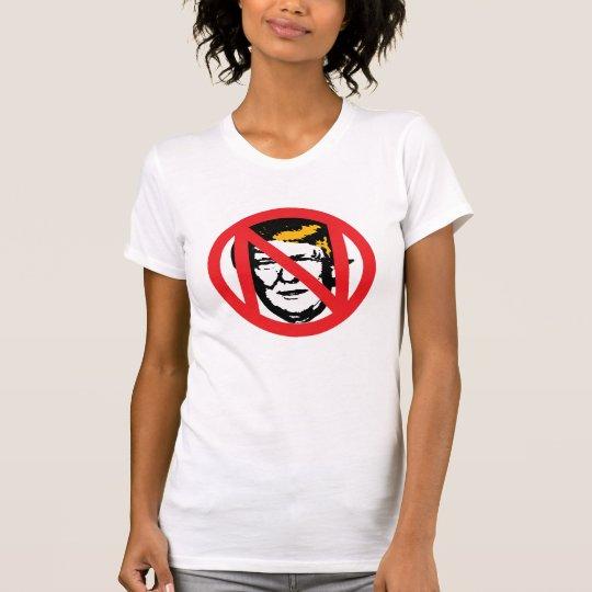 Kein Trumpf im Jahre 2016 T-Shirt