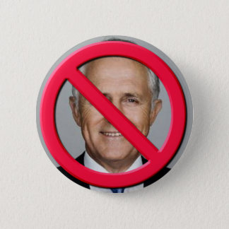 Kein Turnbull Runder Button 5,1 Cm
