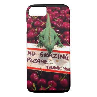 Kein Weiden lassen, bitte iphone Fall iPhone 8/7 Hülle