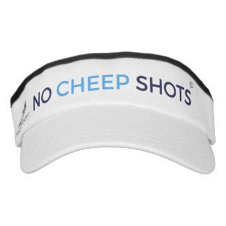 Keine Cheep-Schüsse tweeten Maske Visor