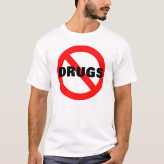 KEINE DROGEN T-Shirt