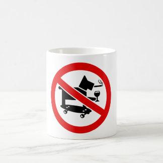 Keine fantastischen Hunde Kaffeetasse
