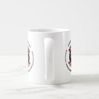Keine Gewehr-gerade Eingeweide Kaffeetasse
