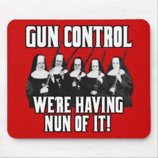 Keine Gewehr-Kontrolle Mauspads