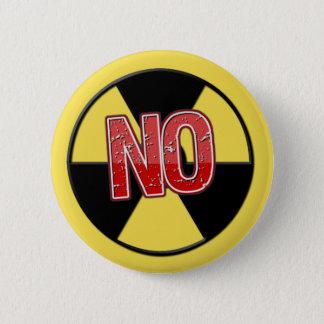 Keine Kernwaffen Runder Button 5,1 Cm