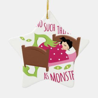 Keine Monster Keramik Ornament