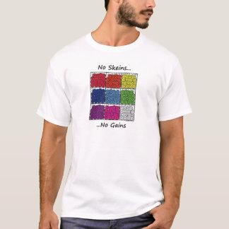 Keine Stränge keine Gewinn-Spaß Produkte für T-Shirt