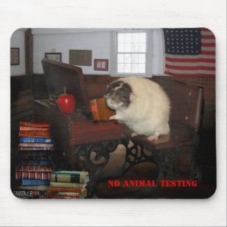Keine Tierversuche Mousepad