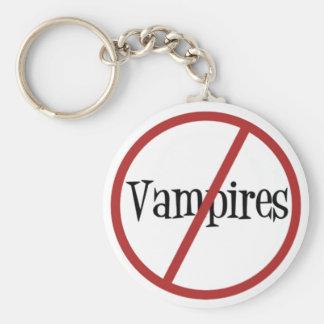 Keine Vampire Keychain Schlüsselanhänger