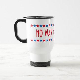 Keine Weise Reise-Tasse Höllein der lustigen Reisebecher