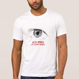 Keith Morris u. das gekrümmte Zahl-Shirt T-Shirt
