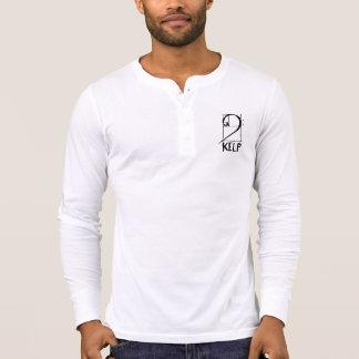 KELP langes-sleve Knopf-oben Shirt