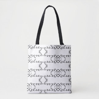 """""""Kelsey"""" personalisierte Taschen-Tasche Tasche"""