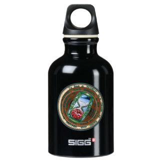 Keltische Ewigkeit Aluminiumwasserflasche