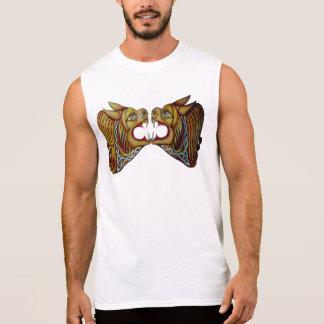 Keltische Löwe-Sleeveless T - Shirt