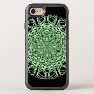 Keltische Strudel-Mandala OtterBox Symmetry iPhone 8/7 Hülle