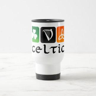 Keltische Symbole Reisebecher