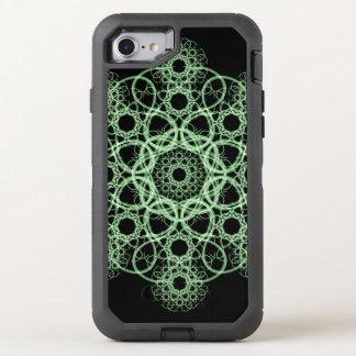 Keltischer DiscMandala OtterBox Defender iPhone 8/7 Hülle