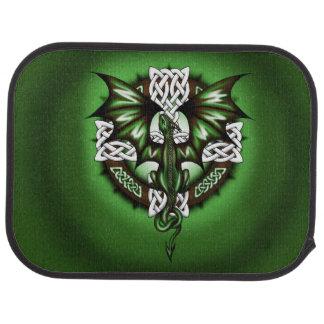 Keltischer Drache Automatte