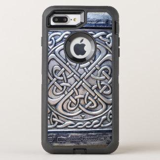 Keltischer Entwurf (1) OtterBox Defender iPhone 8 Plus/7 Plus Hülle