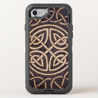 Keltischer Entwurf (2) OtterBox Defender iPhone 8/7 Hülle
