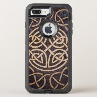 Keltischer Entwurf (2) OtterBox Defender iPhone 8 Plus/7 Plus Hülle