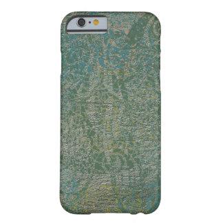 Keltischer Entwurf in den Grüntönen und in den Barely There iPhone 6 Hülle