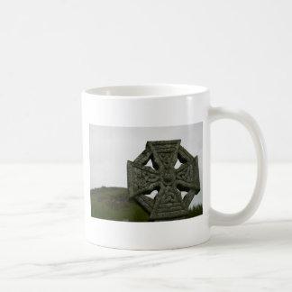 Keltischer Grundstein Kaffeetasse