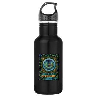 Keltischer Impermanence Edelstahlflasche