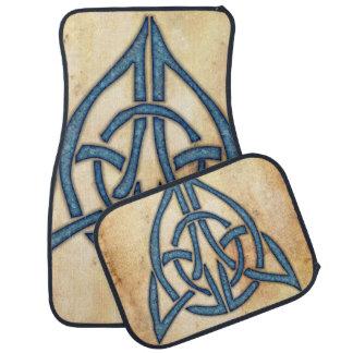 Keltischer Knoten Autofußmatte