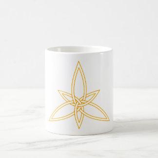 keltischer Knoten celtic knot Kaffeetasse