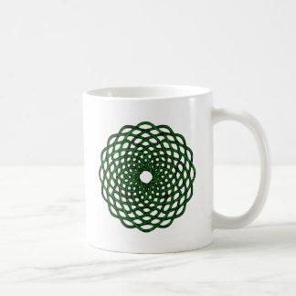 Keltischer Knoten Kaffeetasse