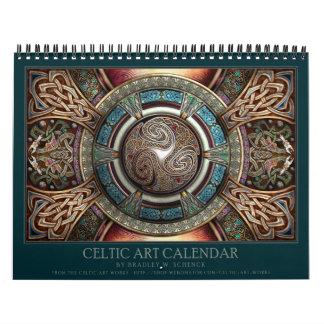 Keltischer Kunst-Kalender Kalender