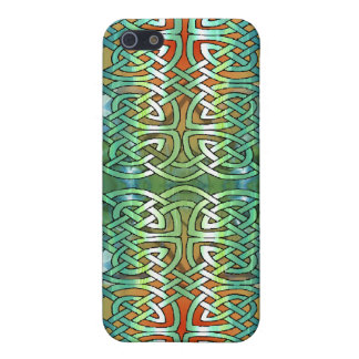 Keltischer Speck-Kasten Wikingers iPhone 5 Hüllen