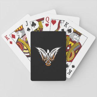 Keltischer Vogel Spielkarten