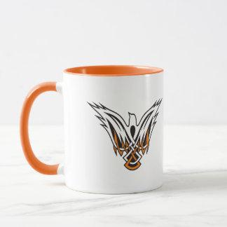 Keltischer Vogel Tasse