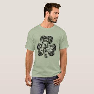 Keltisches Kleeblatt-Glück des irischen Eire T-Shirt