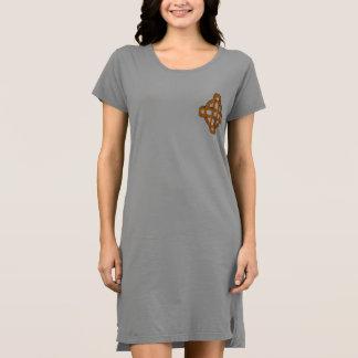Keltisches Knoten-Kreuz Kleid