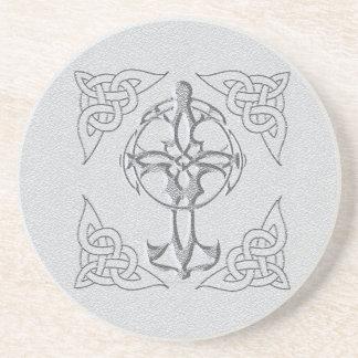 Keltisches Kreuz Untersetzer