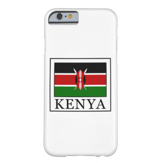 Kenia Barely There iPhone 6 Hülle